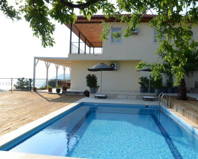 Melisa Sea View Villa
